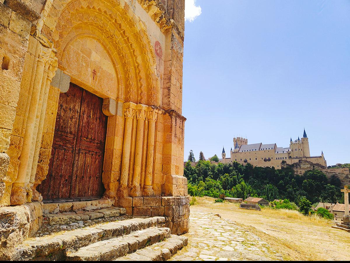 Paseo por el Valle del Eresma - Segovia Extramuros