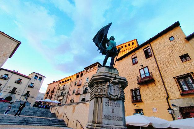 Segovia Comunera.